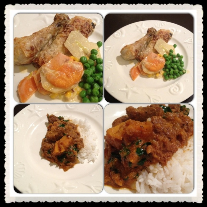 Yummy recipes from Aldi